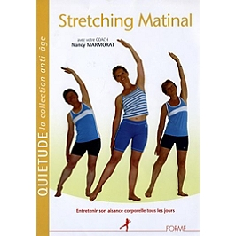 Stretching matinal, Dvd