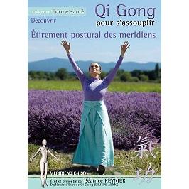 Gi Gong pour s'assouplir : étirement postural des méridiens, Dvd