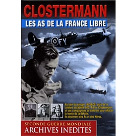 Clostermann, les as de la France libre, Dvd