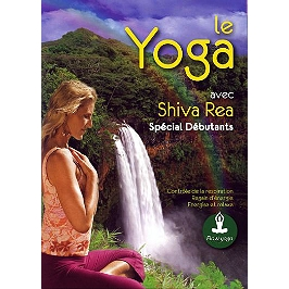 Le yoga special débutants avec Shiva Rea, Dvd