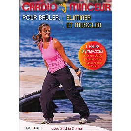 Total body : cardio minceur, Dvd