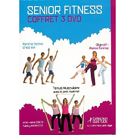 Coffret senior fitness, Dvd