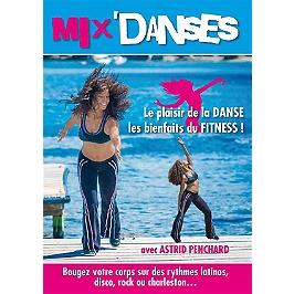 Mix 'danses, Dvd