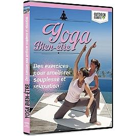 Yoga bien être, Dvd
