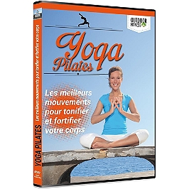 Yoga pilates, Dvd