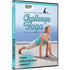 Challenge yoga, Dvd