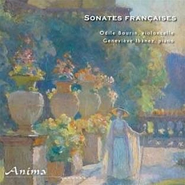 Sonates françaises, CD