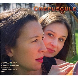 Crépuscule, CD Digipack