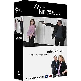 Coffret Alice Nevers - le juge est une femme, saisons 6 et 7, Dvd