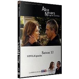 Coffret Alice Nevers : le juge est une femme, saison 10, Dvd