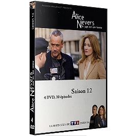 Coffret Alice Nevers : le juge est une femme, saison 12, Dvd