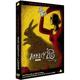 Annecy Awards 2015, Dvd