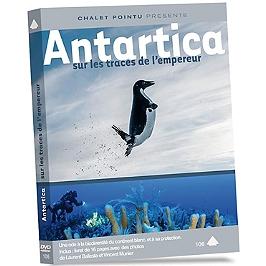 Antarctica : sur les traces de l'empereur, Dvd