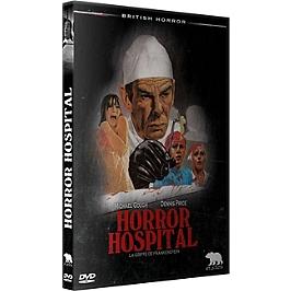 Horror hospital, Dvd