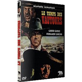 Le temps des vautours, Dvd