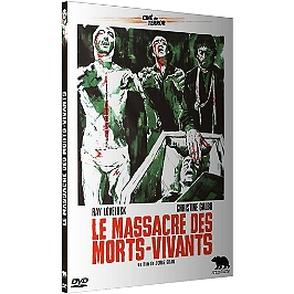 Le massacre des morts vivants, Dvd