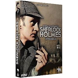 Coffret integrale Sherlock Holmes, Dvd