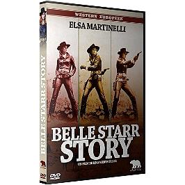 Belle Starr story, Dvd