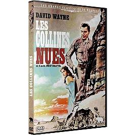 Les collines nues, Dvd