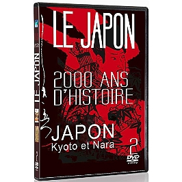 Coffret le Japon : 2000 ans d'histoire : Kyoto et Nara, Dvd