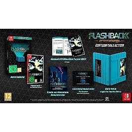 Flashback 25e anniversaire - Collector (SWITCH)