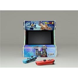 Arcade mini dragon ball z