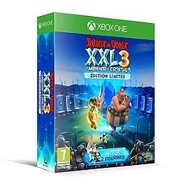 Astérix & obélix XXL 3 et le menhir de cristal - limited edition (XBOXONE)