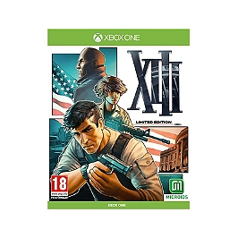 XIII - édition limitée (XBOXONE)