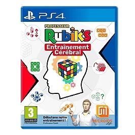 Professeur Rubick's Entrainement Cérébral (PS4)