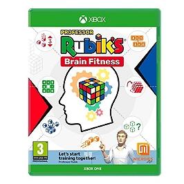 Professeur Rubick's Entrainement Cérébral (XBOXONE)