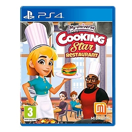 My Universe Cooking Star Restaurant (PS4)