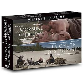 Coffret Cheyenne Carron 2 films : la morsure des dieux ; la chute des hommes, Dvd