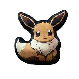 Pokemon coussin evoli 20cm