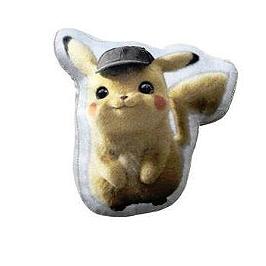 Pokemon coussin pikachu detective 40cm
