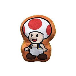 Coussin nintendo body toad 20 cm