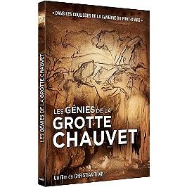 Les génies de la grotte Chauvet, Dvd