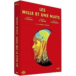 Coffret trilogie les mille et une nuits : le désolé ; l'inquiet ; l'enchanté, Dvd