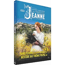La papesse Jeanne, Dvd