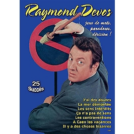 Raymond Devos, Dvd