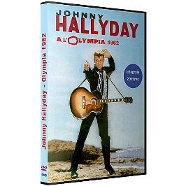 Johnny Hallyday à l'Olympia 1962, Dvd