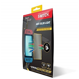 Protection d'écran steelplay verre 9h anti lumière bleue (switch) (SWITCH)