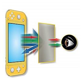 Protection d'écran 9h anti lumière bleue steelplay (switch lite) (SWITCH)