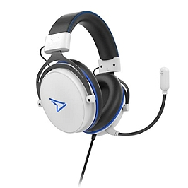 STEELPLAY - Casque filaire son 5.1 HP-52 - blanc (MULTI) (PS5)