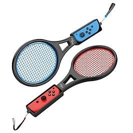 Pack de 2 raquettes de tennis pour joy-con (SWITCH)