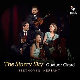 The starry sky, CD