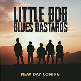New day coming, CD Digipack