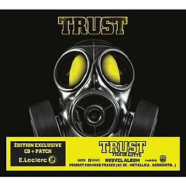 Fils de lutte, Edition limitée exclusive E-Leclerc - CD + patch inclus!, CD