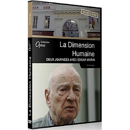 Edgar Morin : la dimension humaine, Dvd