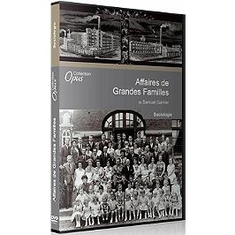 Affaires de grandes familles, Dvd
