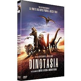 Dinotasia, Dvd